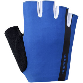 Shimano Value - Guantes largos - azul/negro